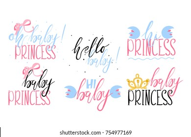 Baby Girl Quotes Images, Stock Photos & Vectors | Shutterstock