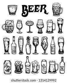 Draw Beer Images Stock Photos Vectors Shutterstock