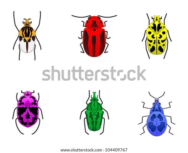 A set of Beetles.