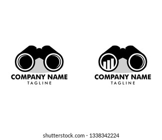 Set of Binoculars logo