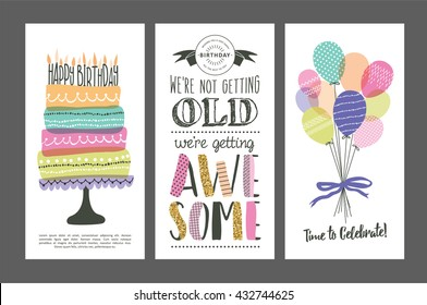 pictures of birthday invitation cards