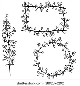 White Decorative Border High Res Stock Images Shutterstock