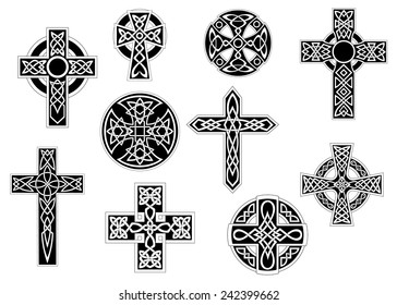 Celtic Cross Images Stock Photos Vectors Shutterstock