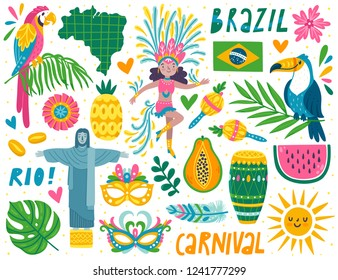 Brazil Flag Fridge Magnet World Cup 2018 FIFA Birthday Fathers Day Football