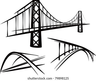 set of bridges