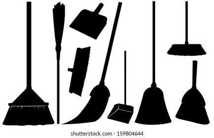 Dust Pan Images, Stock Photos & Vectors | Shutterstock