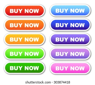 Set of 'Buy Now' Buttons