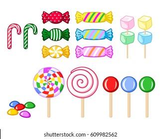 candy clipart images, stock photos & vectors | shutterstock  shutterstock