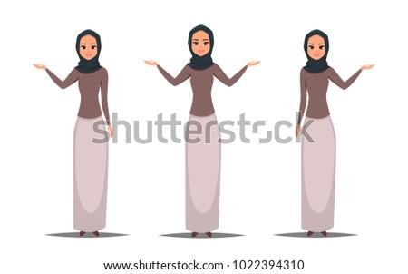 Arab hijab suku puoli video