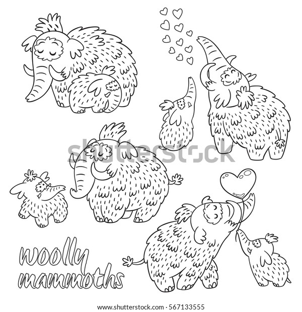 wooly mammoth coloring page mammoth coloring page woolly mammoth ... | 620x600
