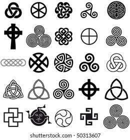 Celtic Symbols High Res Stock Images Shutterstock
