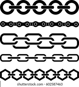 Set of chains