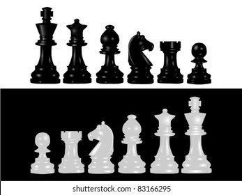 Set of chess