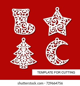 Christmas Stencils For Wood.Christmas Stencils Images Stock Photos Vectors Shutterstock