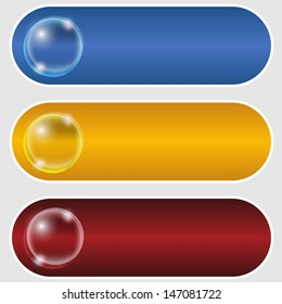set colored buttons