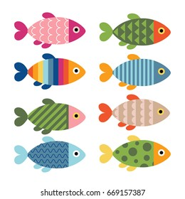 photo regarding Printable Fish Pictures identified as Vibrant Fish Shots, Inventory Shots Vectors Shutterstock