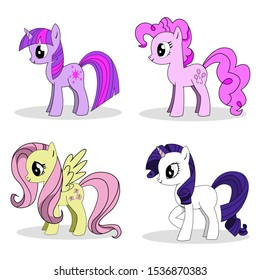 My Little Pony Images Stock Photos Vectors Shutterstock