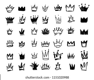 Crown Graffiti Images Stock Photos Vectors Shutterstock Are you searching for cartoon crown png images or vector? https www shutterstock com image vector set crown logo graffiti icon drawing 1151020988