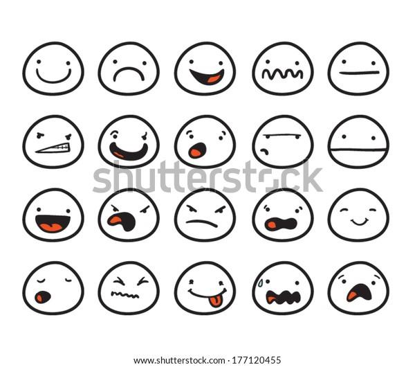Ausdrucken smileys 🍏 Apple