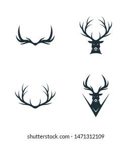 photograph about Deer Antler Printable Template identified as Deer Antlers Photos, Inventory Images Vectors Shutterstock