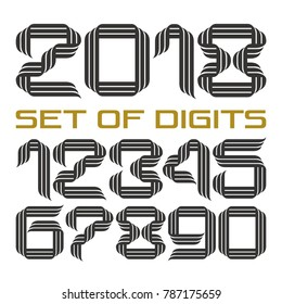 Set of digits