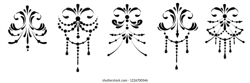 A set of elegant patterns