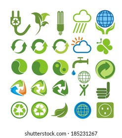 set of environmental vector