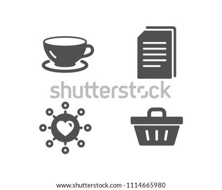 Dating Café Symbole