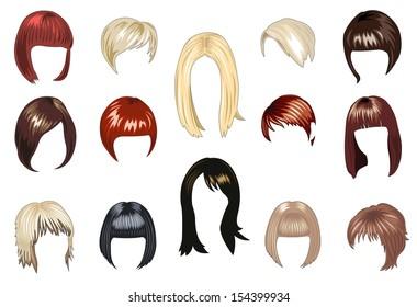 set female hairstyle