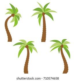 cartoon palm tree images stock photos vectors shutterstock rh shutterstock com coconut palm trees cartoon palm trees and hammock cartoon