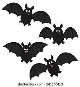 flying bat cartoon images stock photos vectors shutterstock rh shutterstock com bats cartoon images bats cartoon