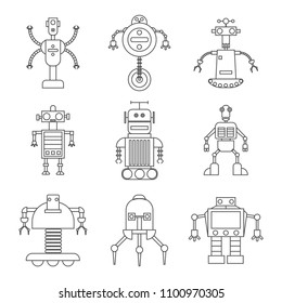 Robot Drawing Images Stock Photos Vectors Shutterstock