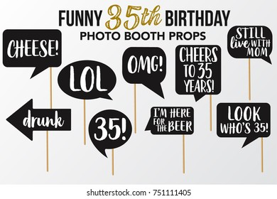 Props Birthday Images, Stock Photos & Vectors | Shutterstock