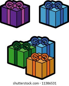 Set Of Gifts