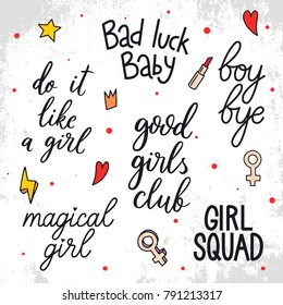 Royalty Free Good Girl Bad Girl Stock Images Photos Vectors