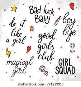 Royalty Free Good Girl Bad Girl Stock Images Photos Vectors