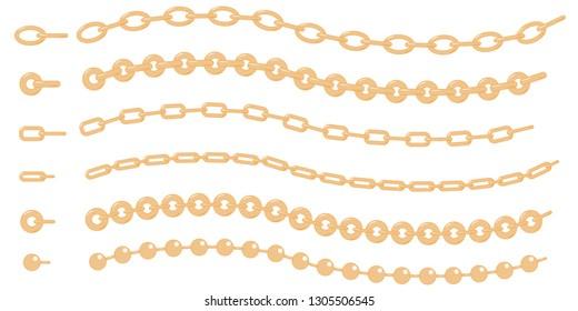 Vectores, imágenes y arte vectorial de stock sobre Chain