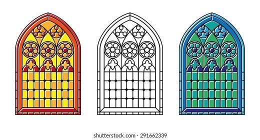 Church Window Images, Stock Photos & Vectors | Shutterstock