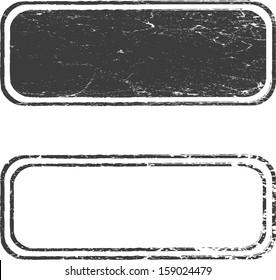 Set of grunge stamp
