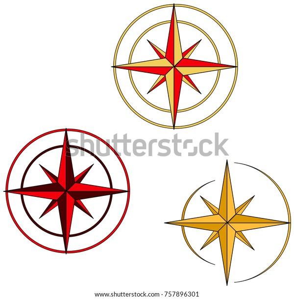 a set of guiding star