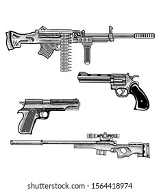 Royalty-Free Pistol Stock Images, Photos & Vectors