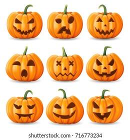 Halloween Pumpkin Images Stock Photos Vectors Shutterstock