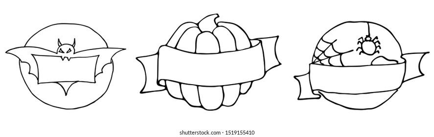 Pumpkin Drawings Gorseller Stok Fotograflar Ve Vektorler