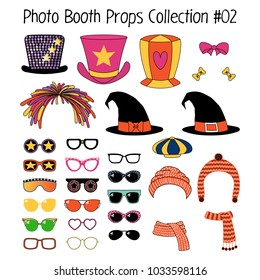 Photo Booth Props Images, Stock Photos & Vectors | Shutterstock