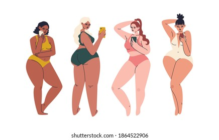 Plus Size Bikini Images, Stock Photos & Vectors | Shutterstock