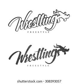 wrestling mat images stock photos vectors shutterstock