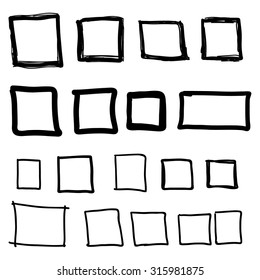 hand drawn box images stock photos vectors shutterstock