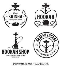 Hookah Symbol Images, Stock Photos & Vectors | Shutterstock