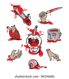 set of horrors