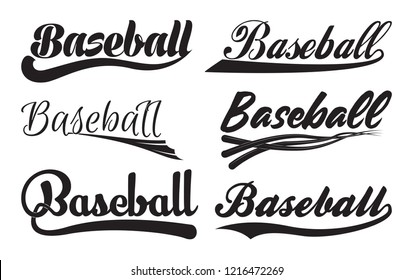 Baseball Tail Images, Stock Photos & Vectors | Shutterstock